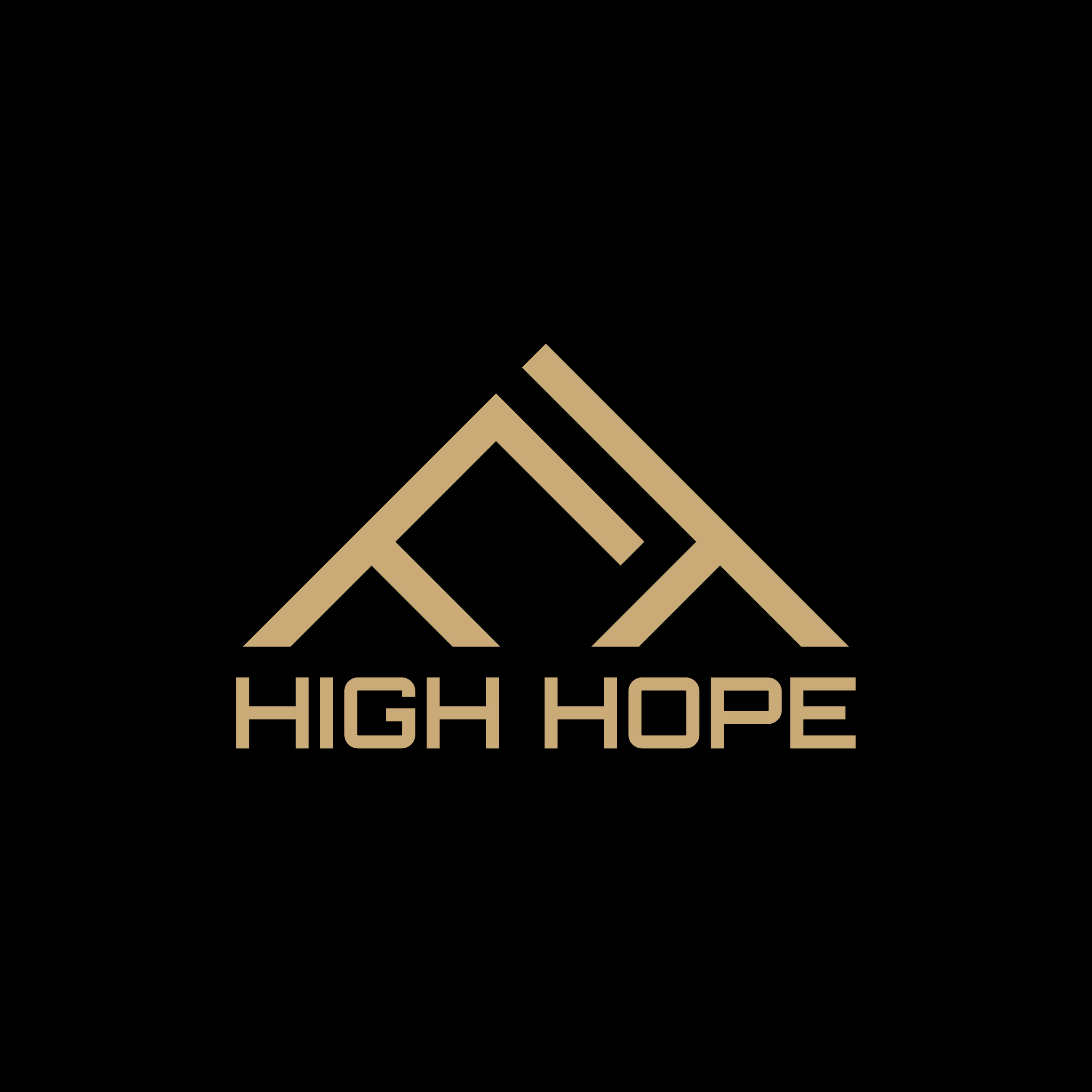 Ny LOGO för High Hope Event AB