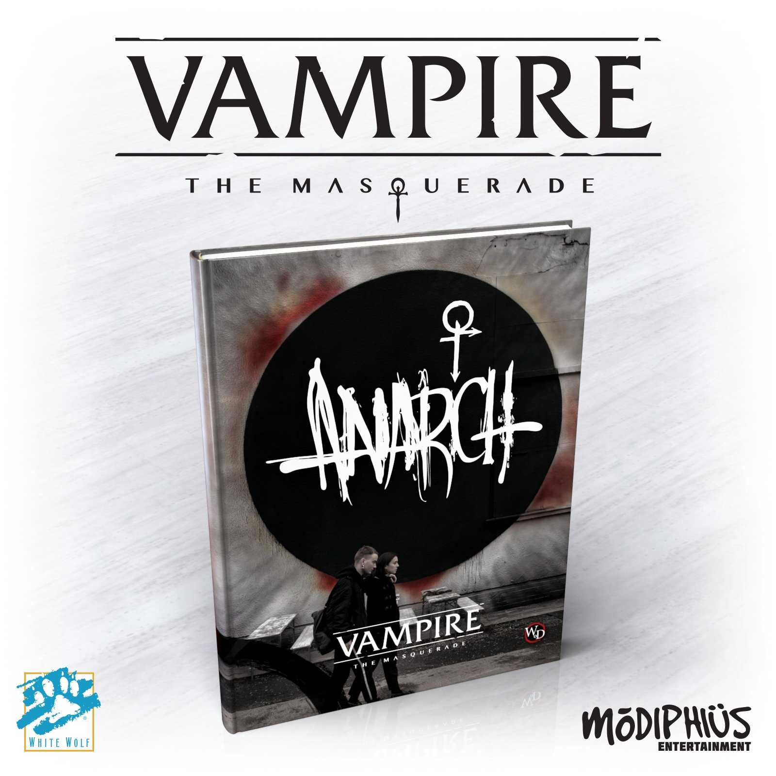 Vampire: the Masquerade (5th edition) - The Anarch Sourcebook