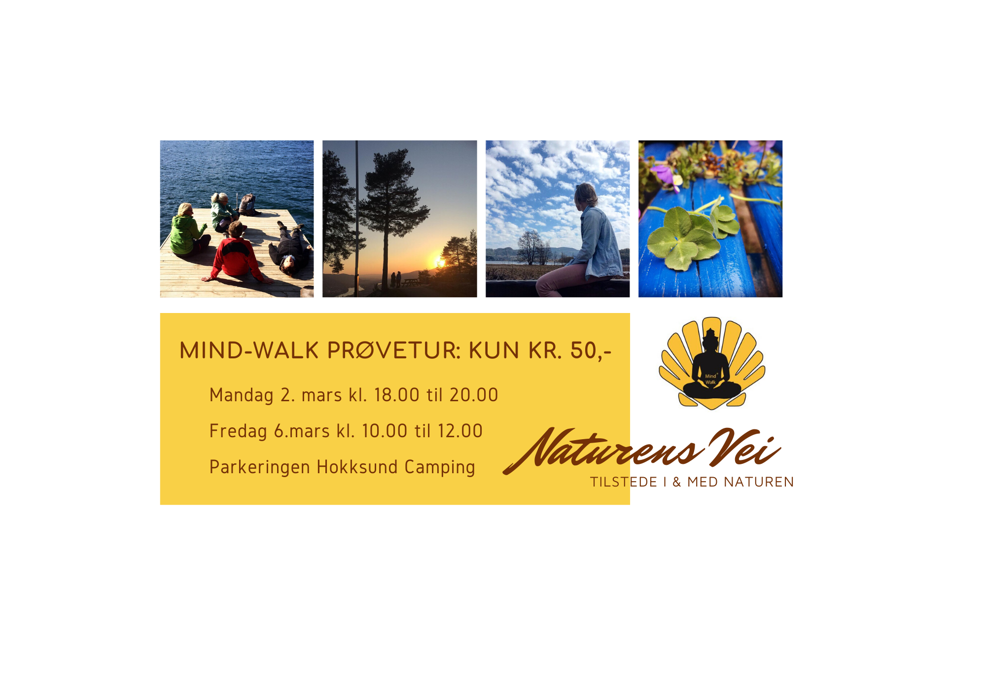 Prøv Mind-Walk for kun kr. 50