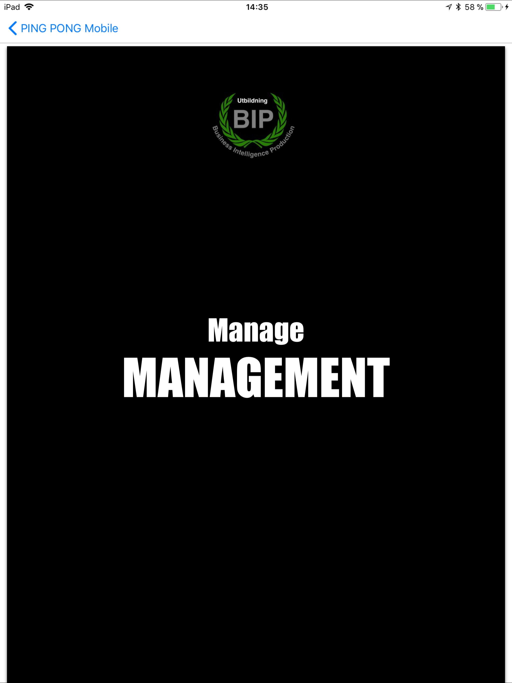 Manage Management - bok