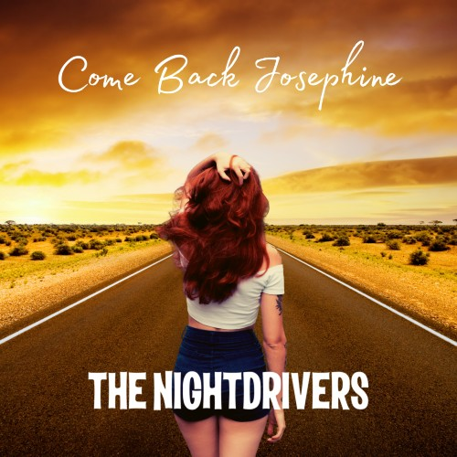 Come Back Josephine - cover 3 2jpg