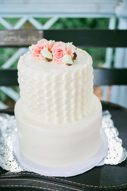 The beautiful cake - Wedding in New york