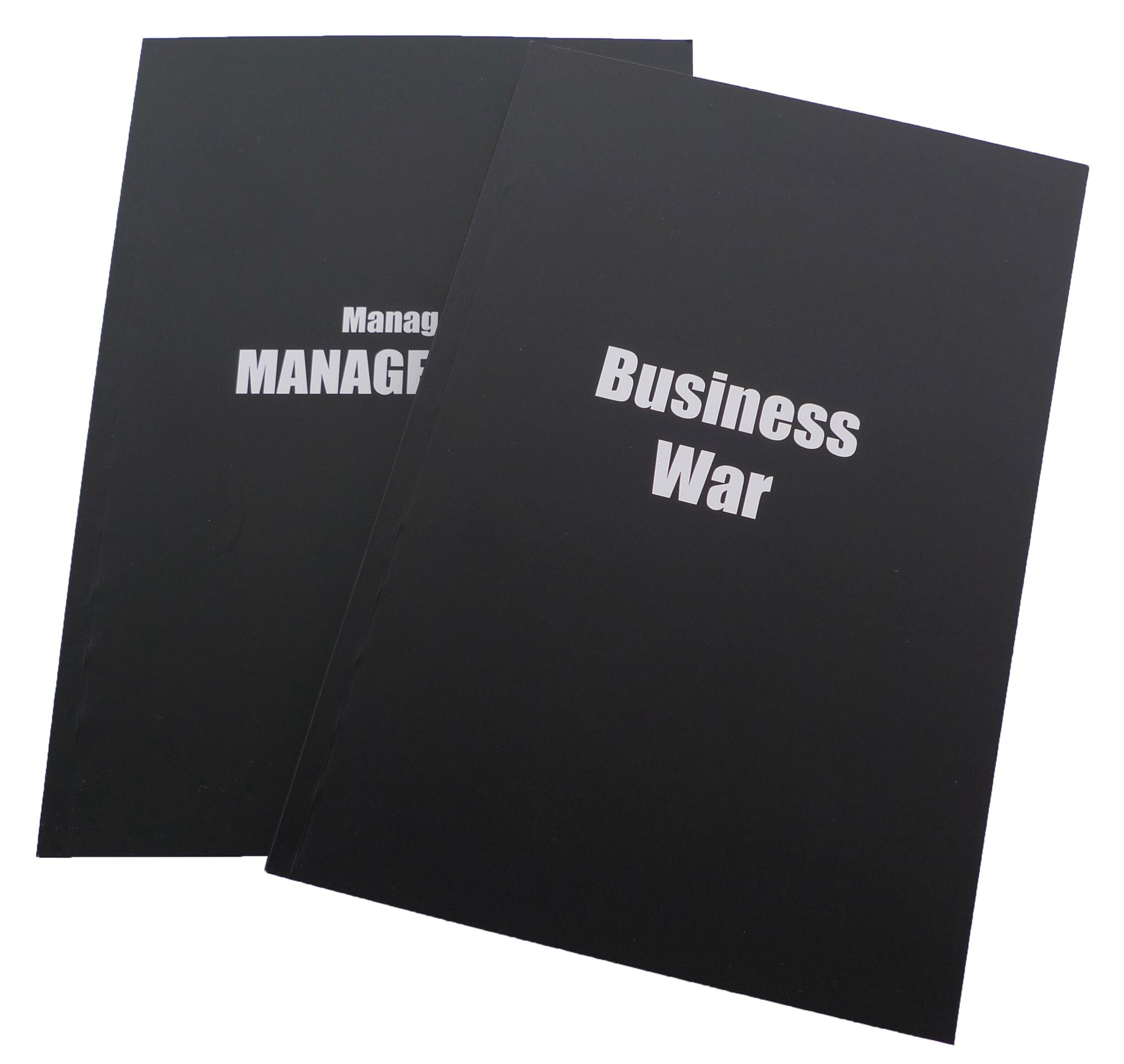 Business War - bok