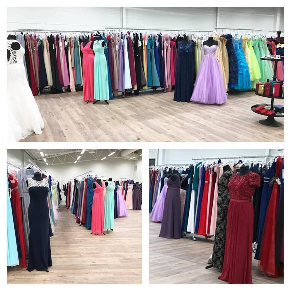klänningar stockholm butik
