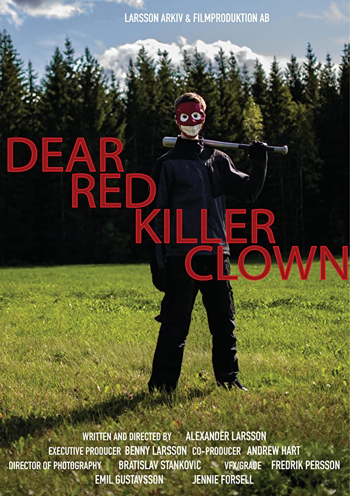 Dear Red Killer Clown