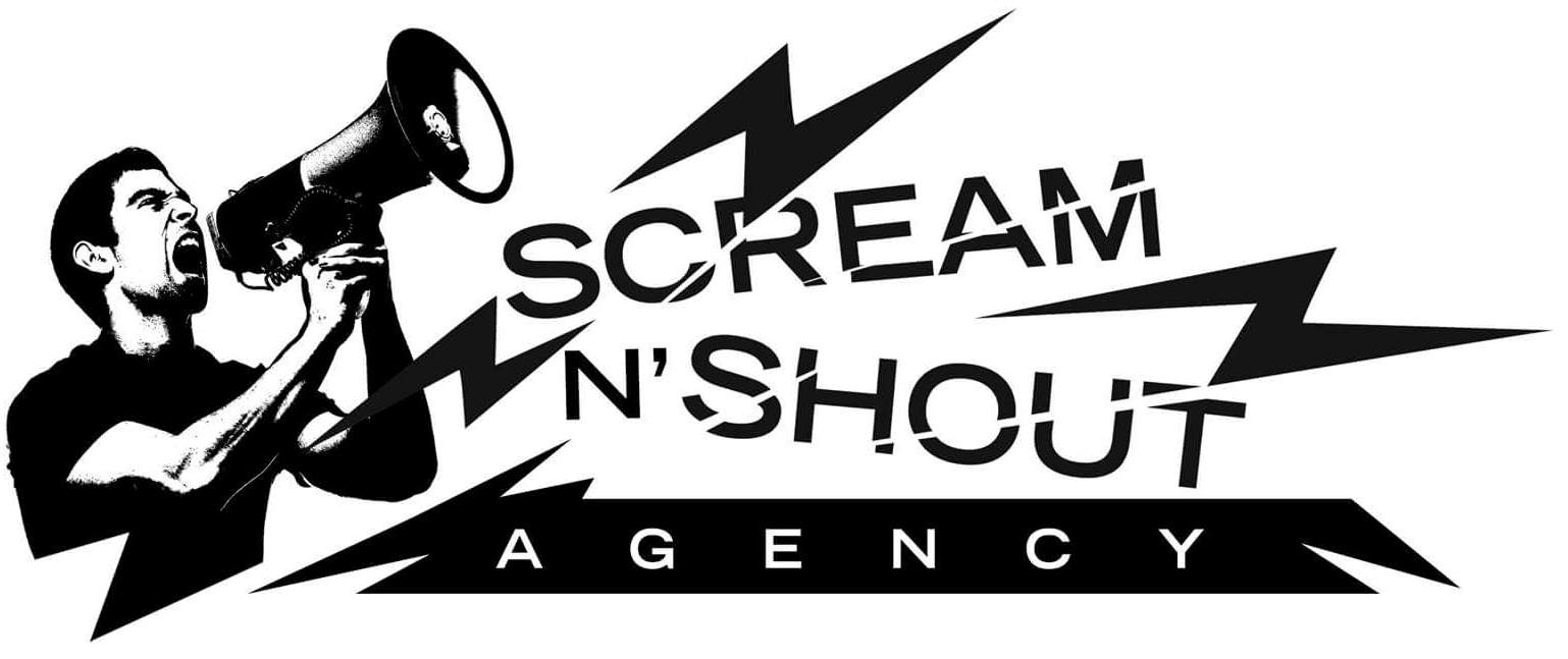 Scream and Shout Agency - Booking it Live n` Loud