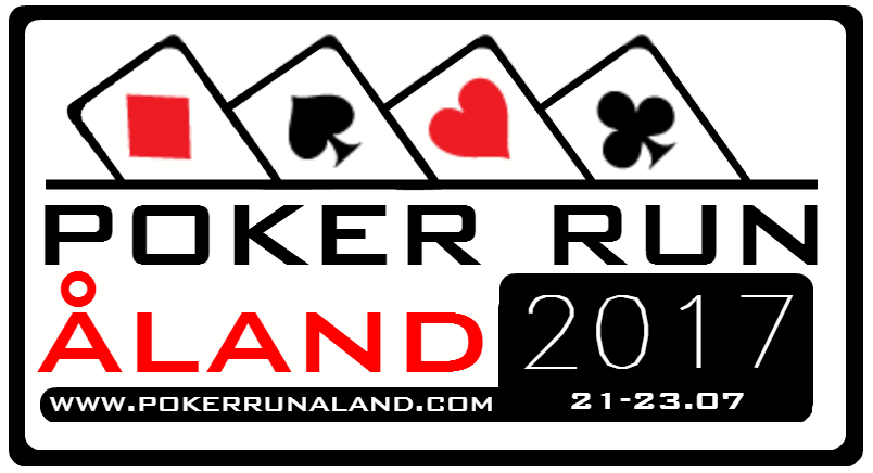 Poker Run Åland 2017