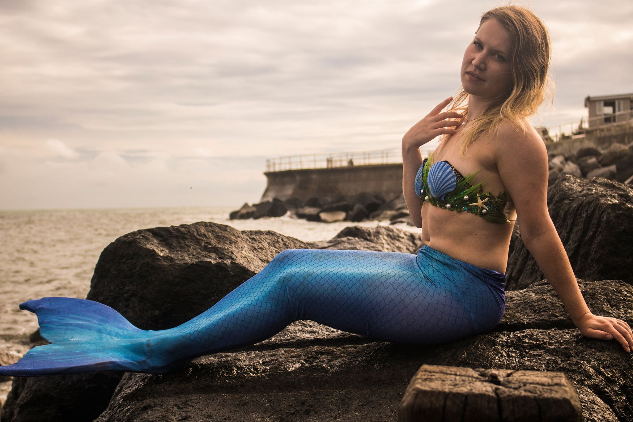 Mermaid sighting on the Isle of Wight!