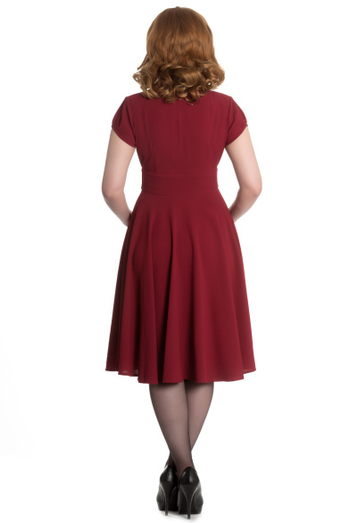Hellbunny Keely dress stl S,M