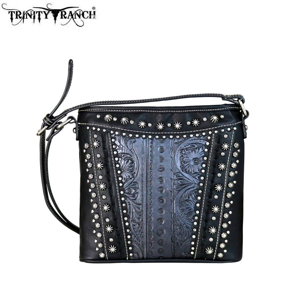 Crossbody Design - svart