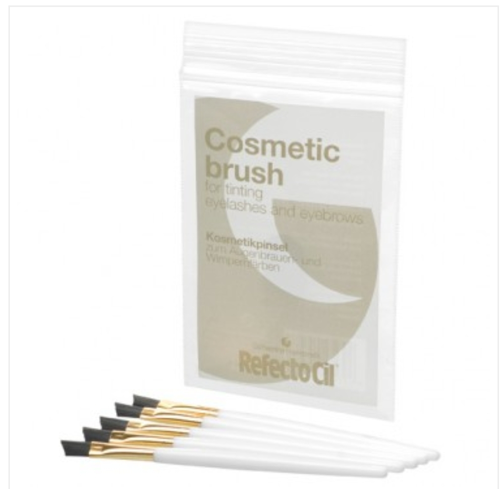 Refectocil, Cosmetic Brush, hard, 5-pack