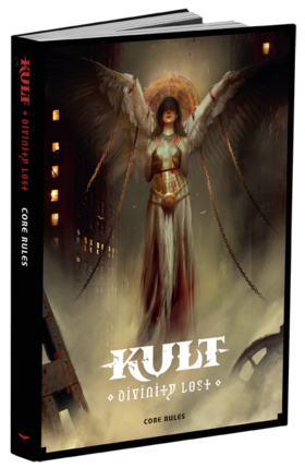 Kult (4th edition) - Core Rulebook