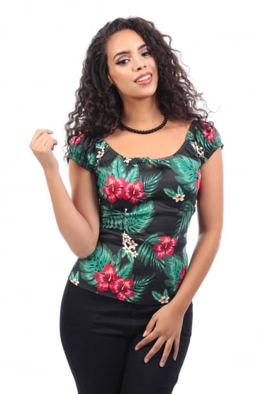 Collectifs Lorena Tropical Paradise stl 2XL-4XL