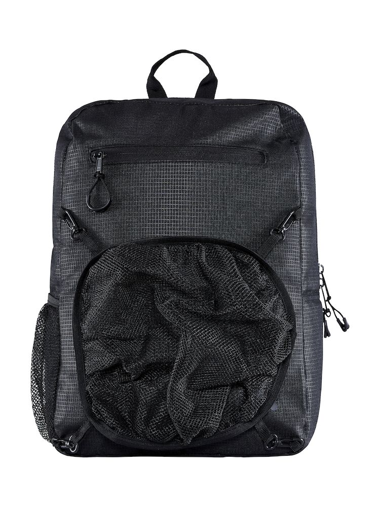 CRAFT Transit Backpack, Black