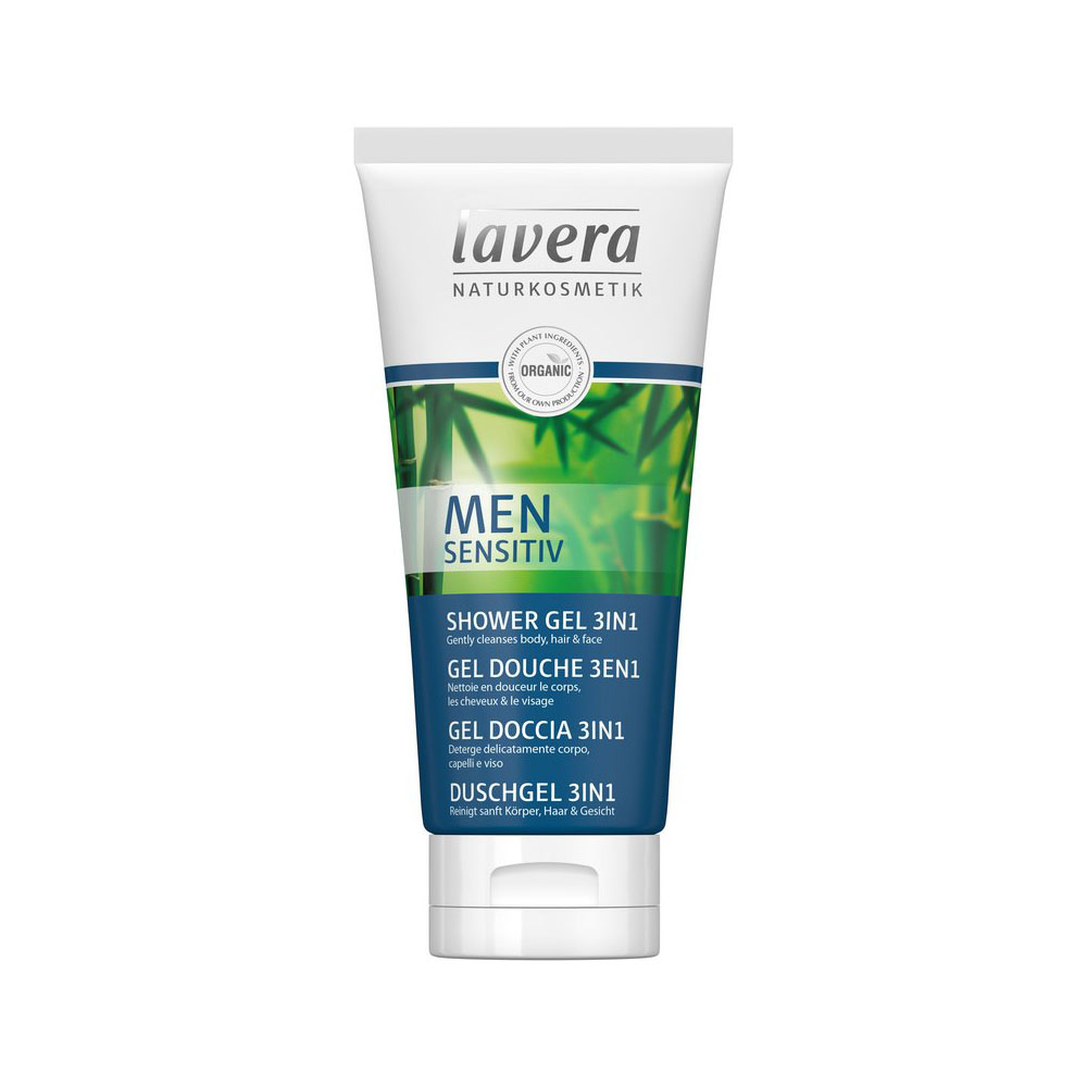 LAVERA Men Shower Gel 3in1 200ml