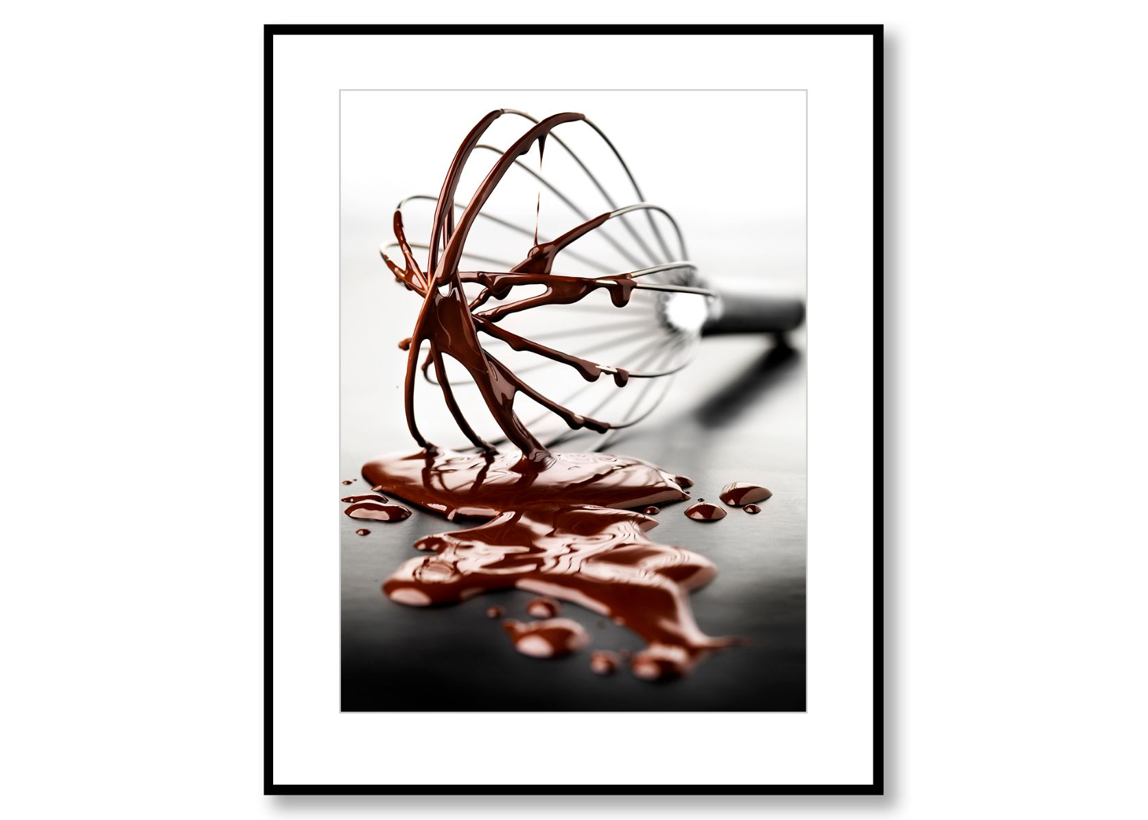 Chocolate, Food Art, Prints for sale. Photo by Fredrik Rege