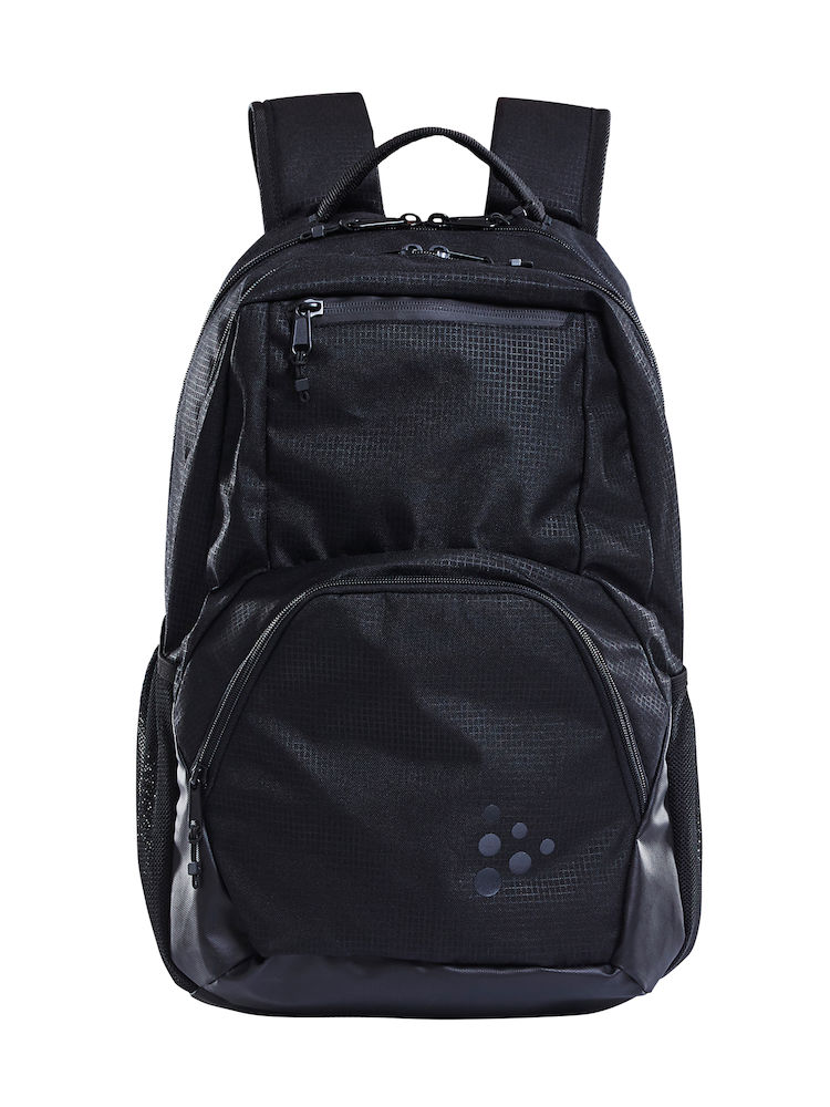 CRAFT Transit Backpack 25 L /35 L, Svart