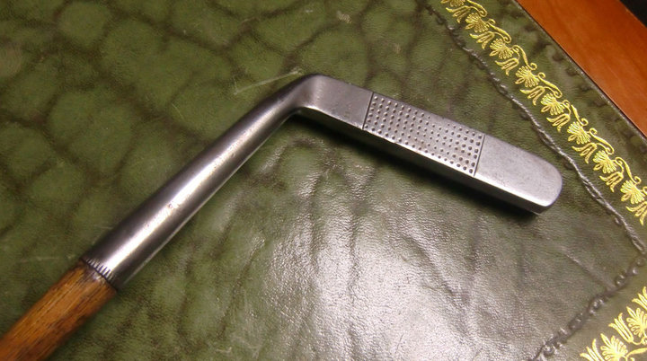 Fancy Spalding putter