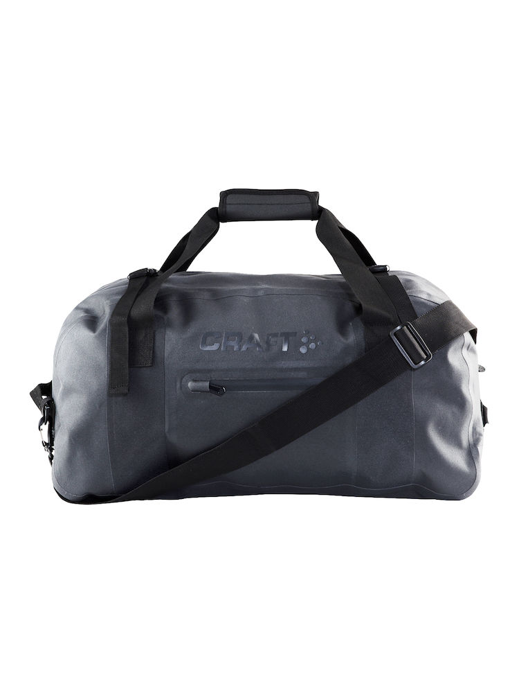 CRAFT Raw Duffel Medium 50 L, Grey