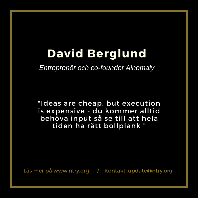 Quotes from experienced entrepreneurs