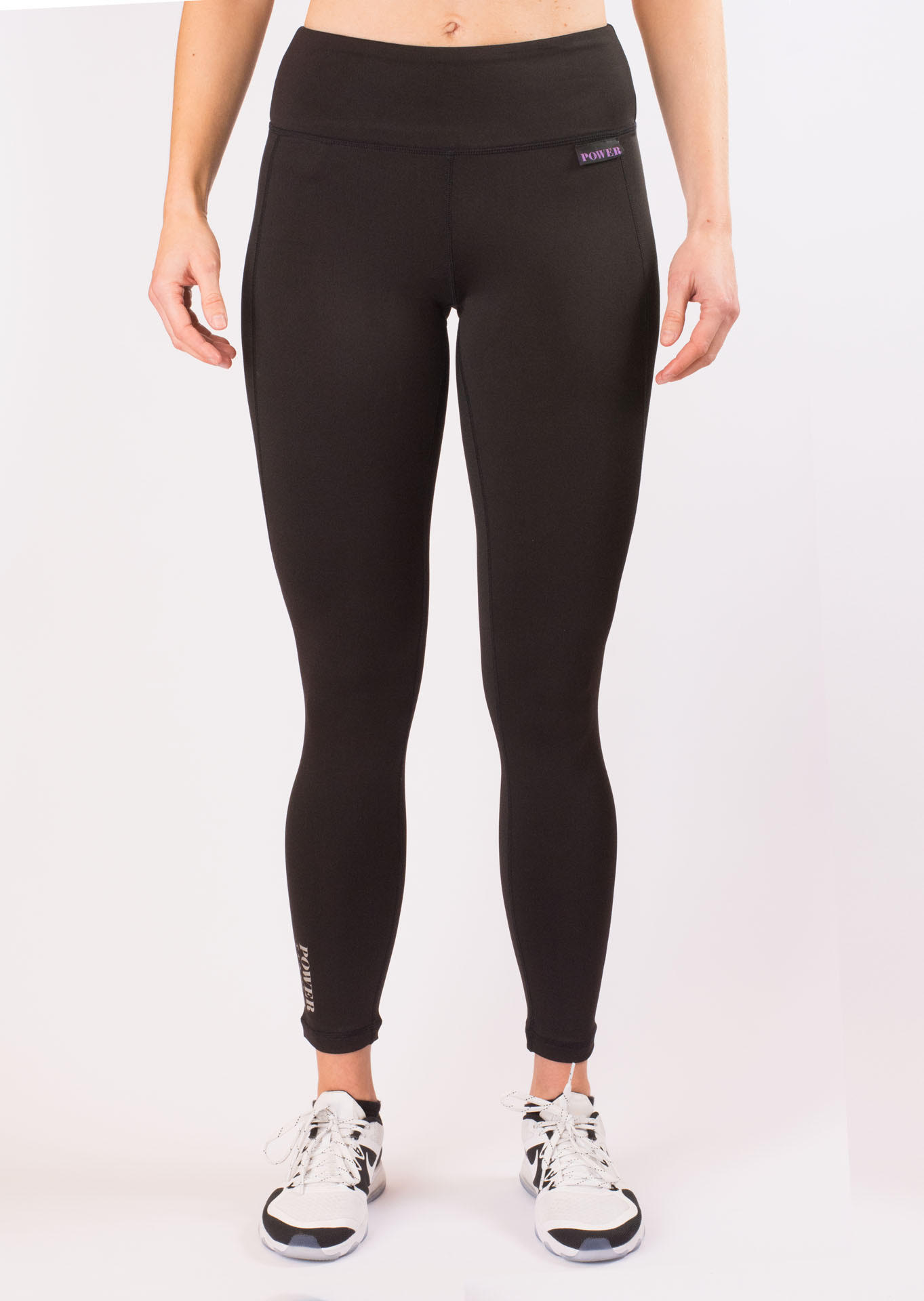 POWER of Sweden Intensity Tights, Black