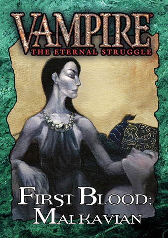 Vampire: The Eternal Struggle - First Blood: Malkavian (Startlek)
