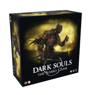 Dark Souls: The Board Game - Fri frakt!