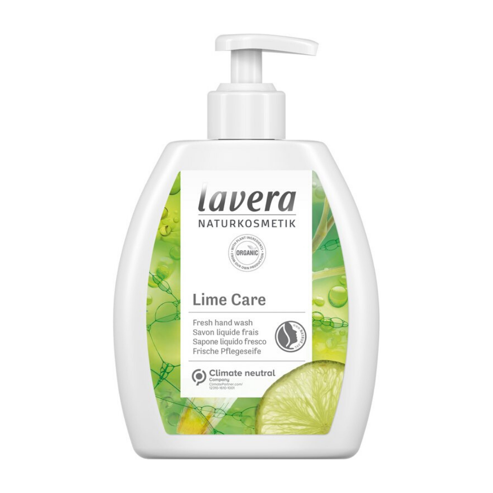 LAVERA Lime Care Hand Wash 250ml