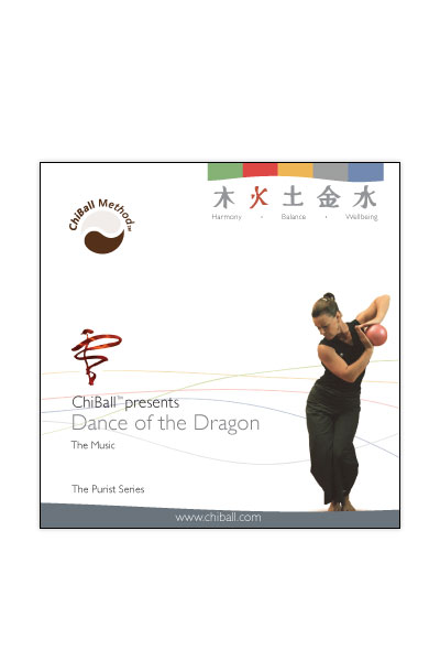 Dance of the Dragon - CD