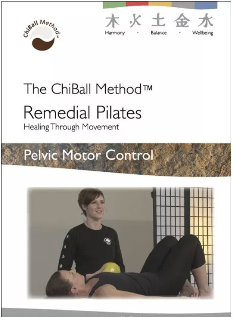 Remedial Pilates Pelvic