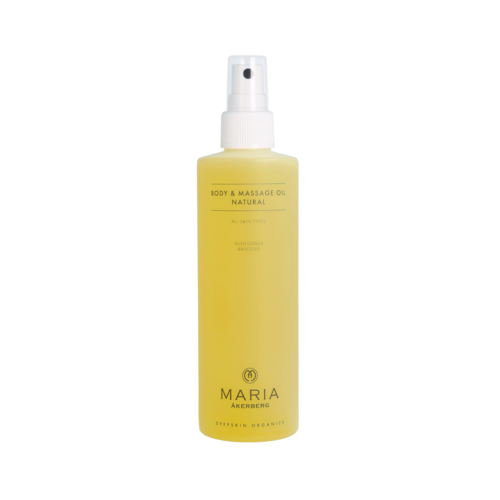 Body & Massage Oil Natural 250 ml