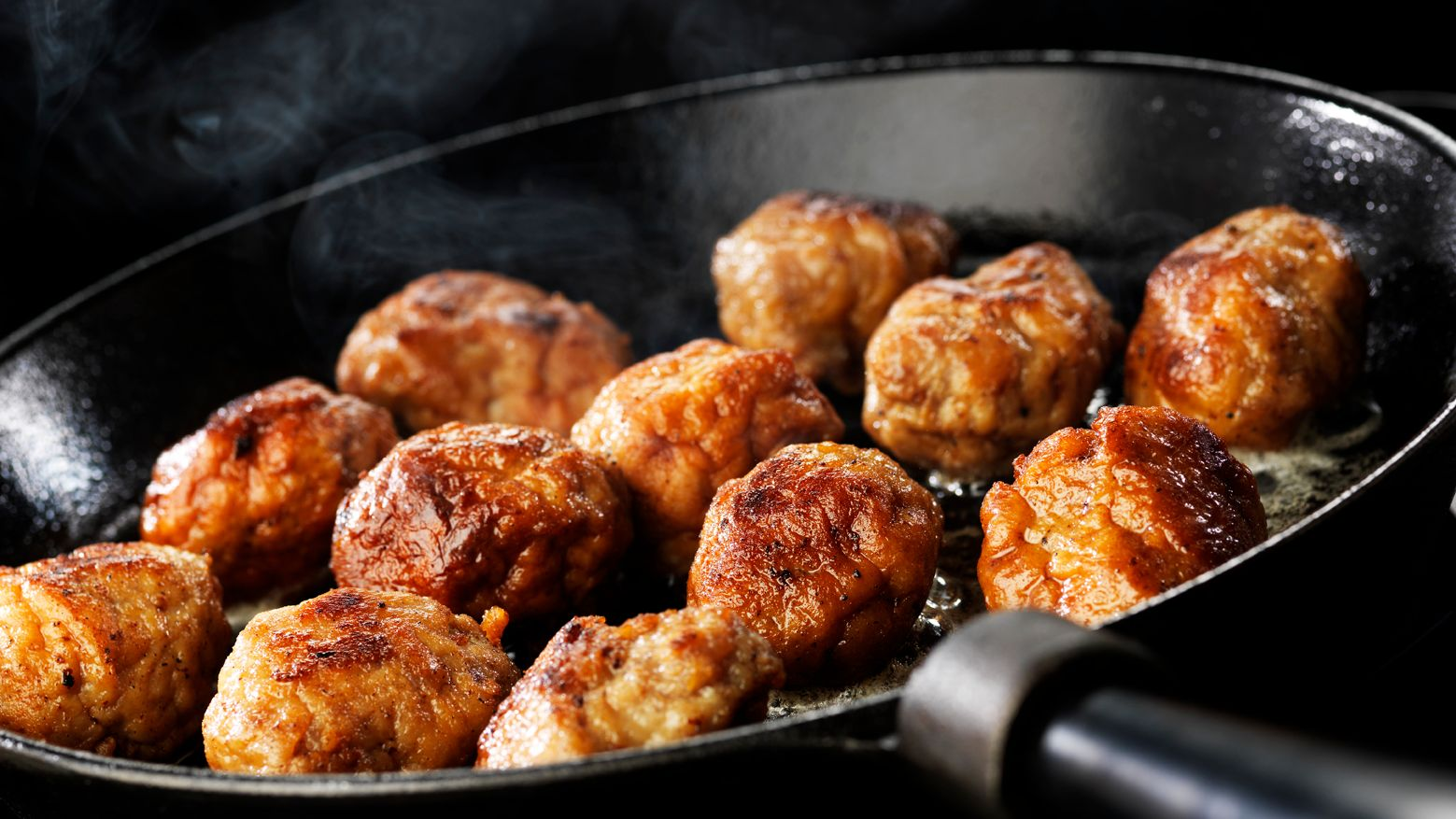 Per i Viken, Meatballs. Photo by Fredrik Rege