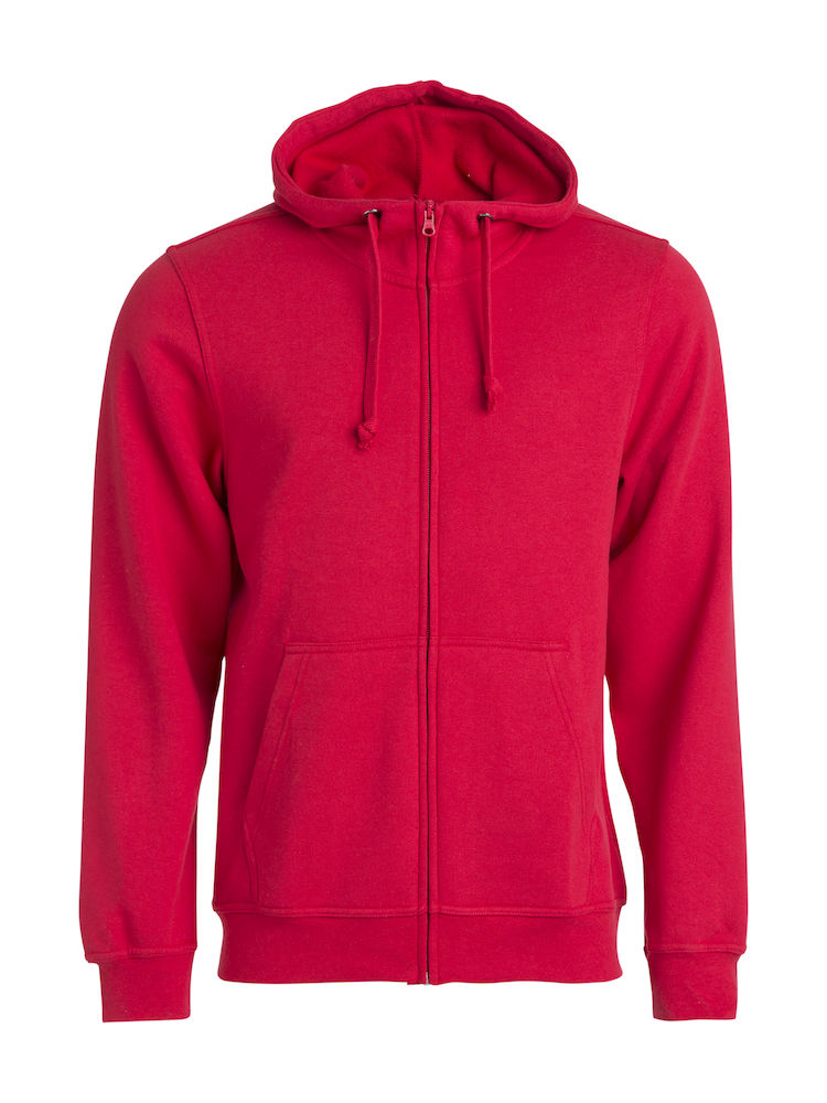 Basic Hoody Full zip - 9 färger