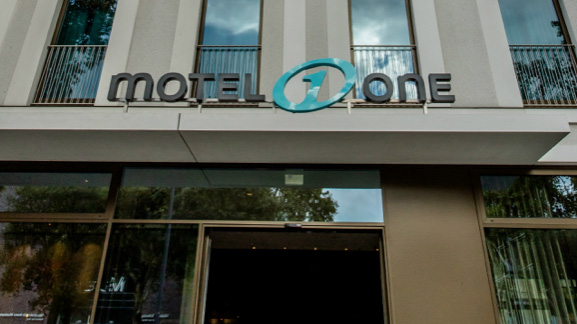 Motel One i Köln