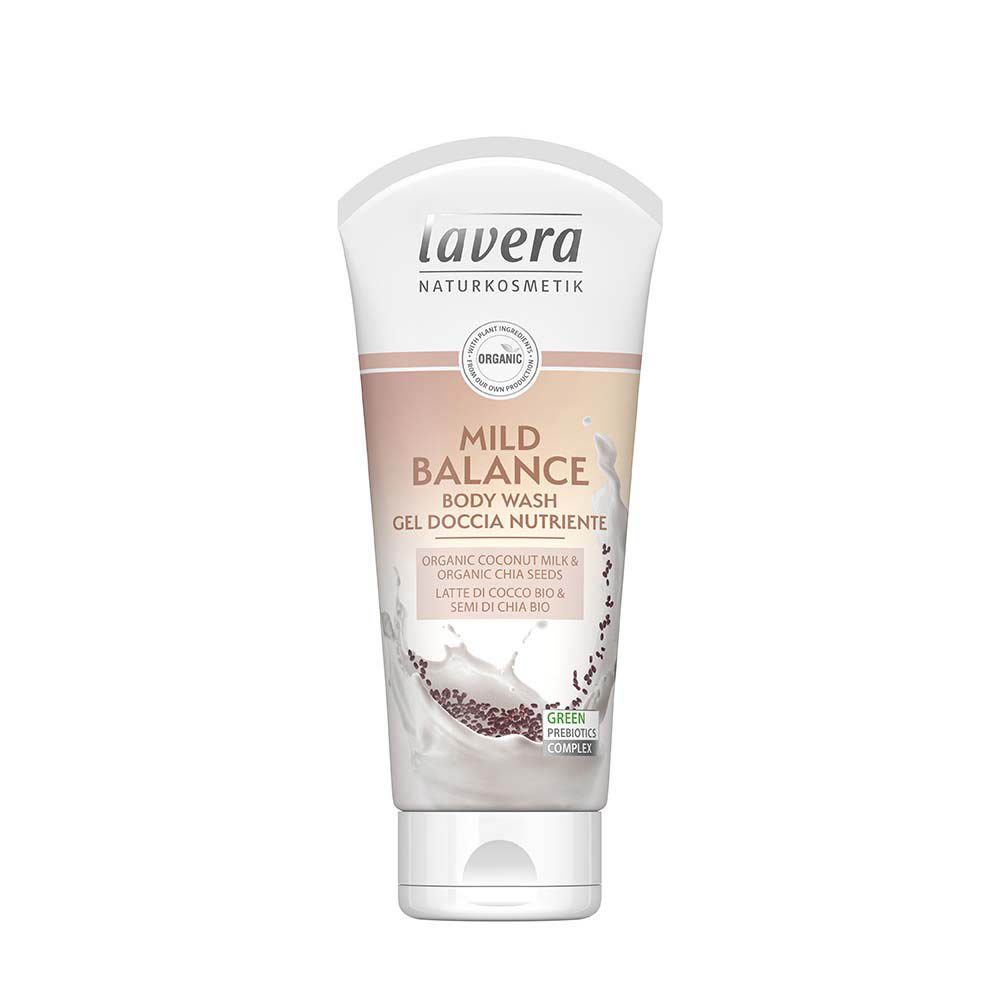 LAVERA Body Wash Mild Balance 200ml