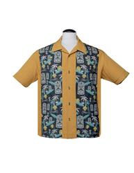 Steadys Tiki in Paradise skjorta/shirt 2 färger stl M-3XL