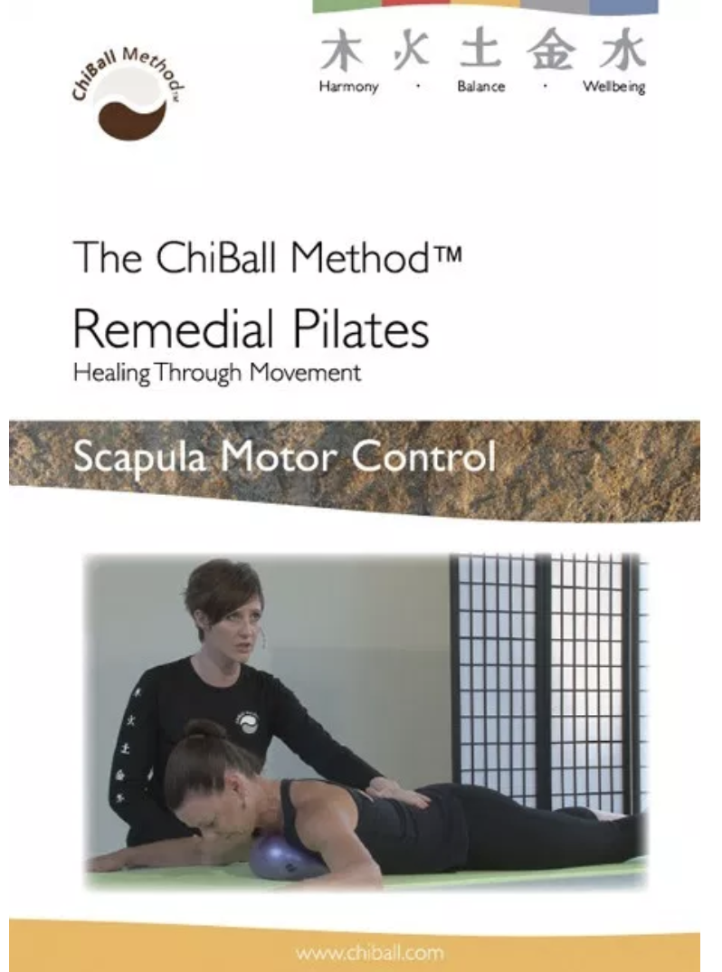Remedial Pilates Scapula