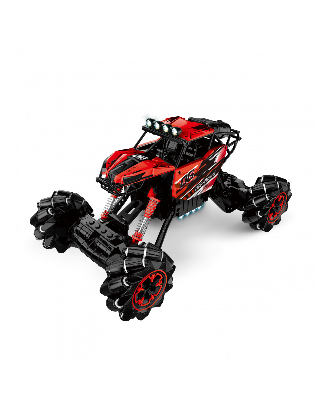 Gear4Play 1:12 Dancing Rock Crawler - RED