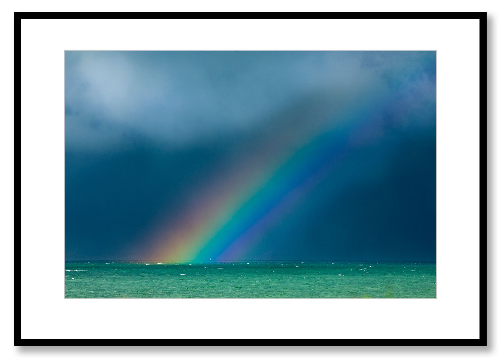 Rainbow. Photo by Fredrik Rege