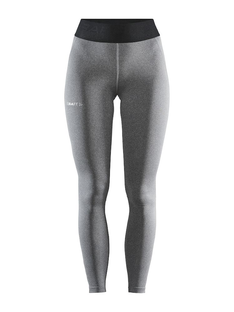 CRAFT Core Essence Tights W, Grey Melange
