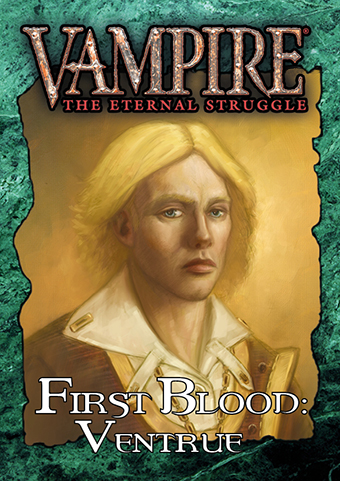Vampie: The Eternal Struggle - First Blood: Ventrue (Startlek)
