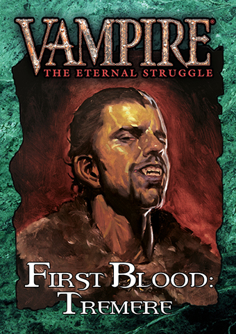 Vampire: The Eternal Struggle - First Blood: Tremere (Startlek)