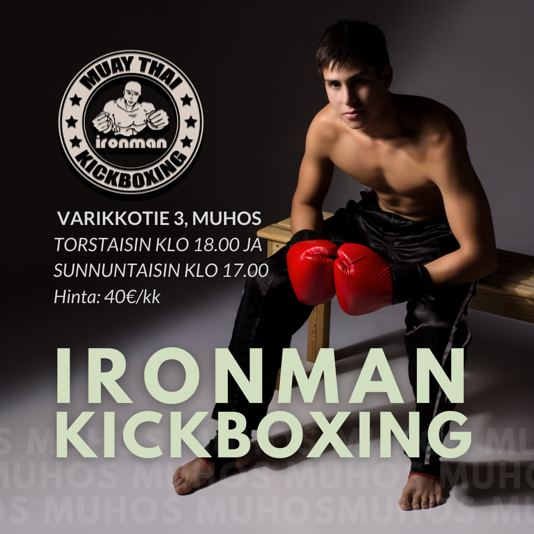 Defendo & Ironman Kickboxing