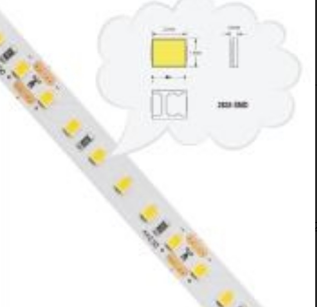 LED Strip 120Leds/m 24w