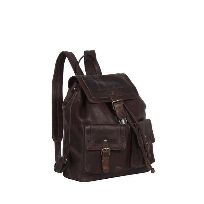 "Backpack  ""Joue"" brun"
