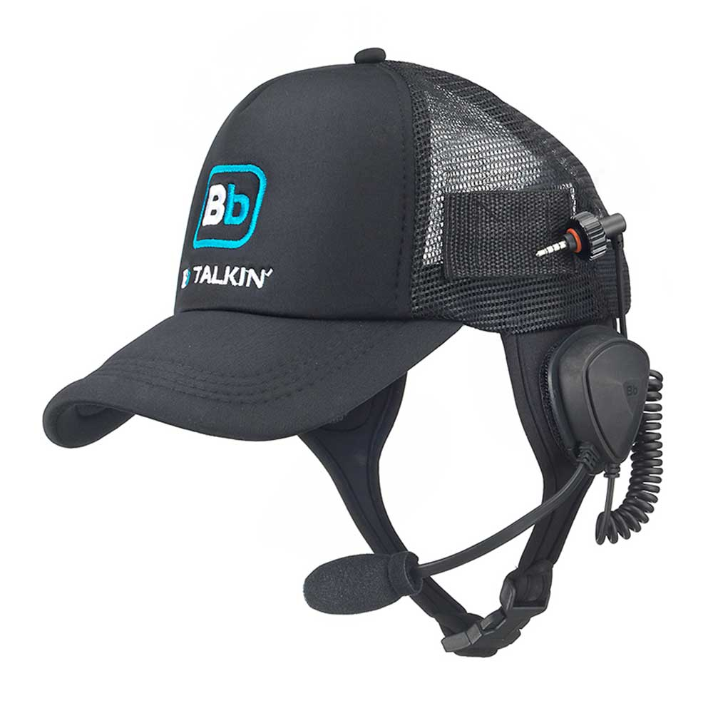 Surf Cap Headset