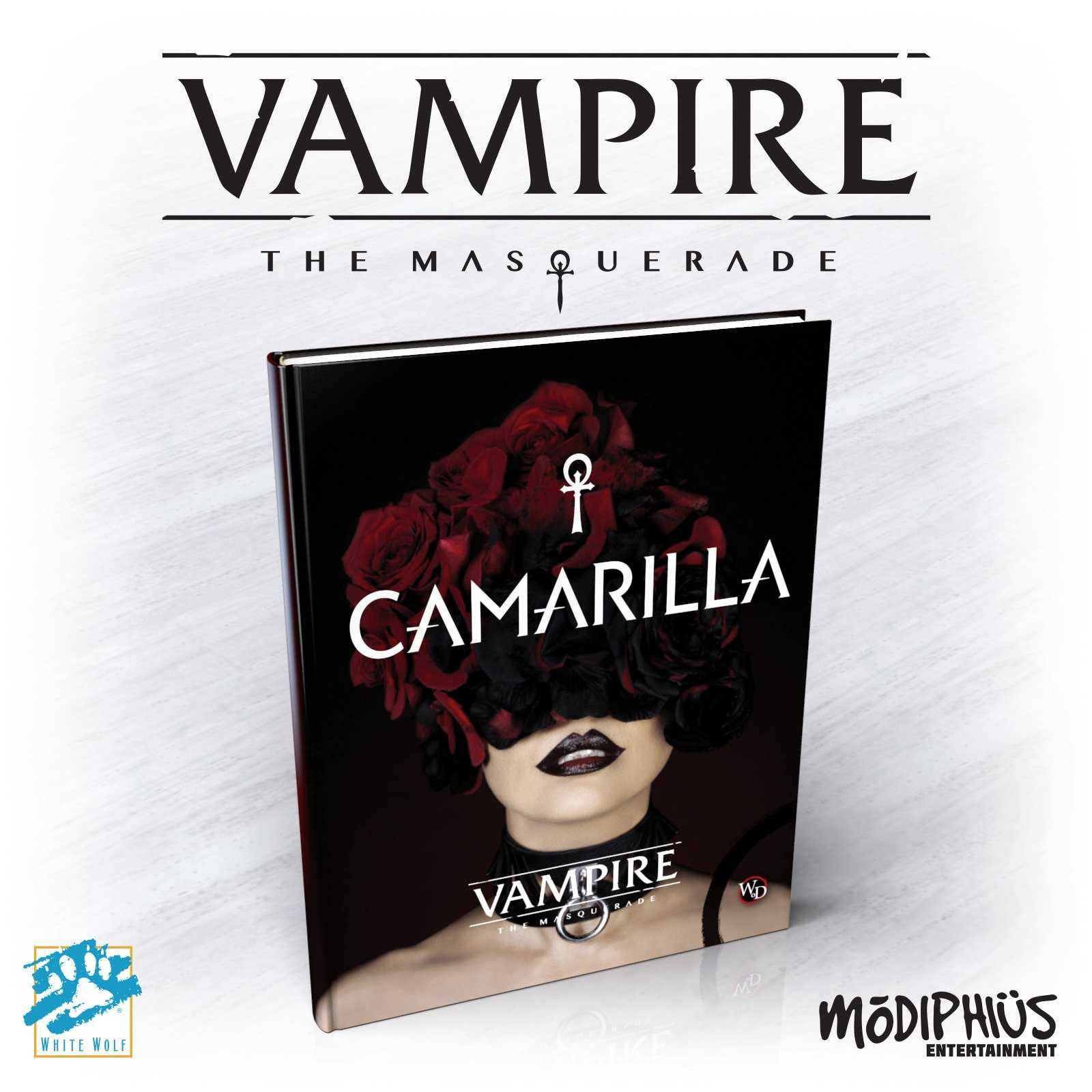 Vampire: the Masquerade (5th edition) - The Camarilla Sourcebook