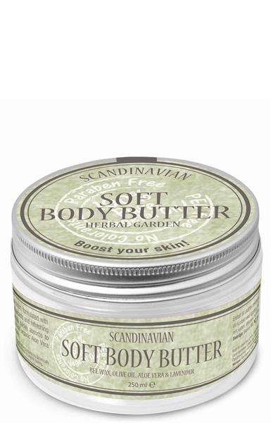 Soft Body Butter Herbal Garden 250ml