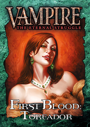 Vampire: The Eternal Struggle - First Blood: Toreador (Startlek)