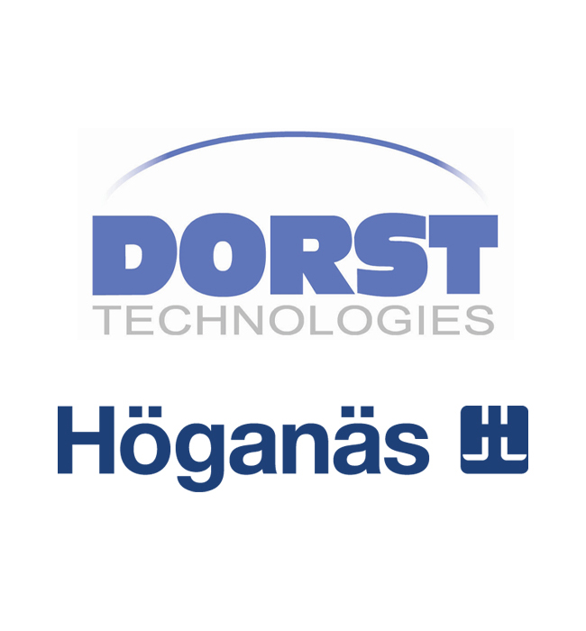 Partnerships; Höganäs and Dorst Technologies
